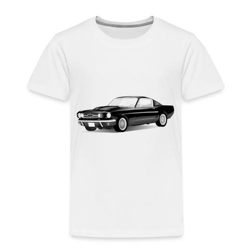 sport auto - Kinderen Premium T-shirt