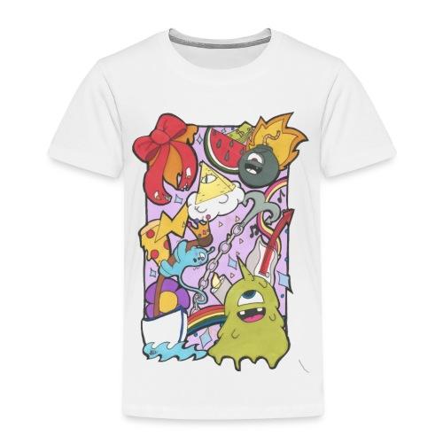 bobby land - T-shirt Premium Enfant