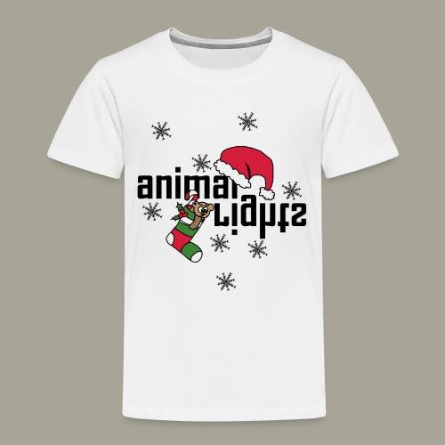animal rights Tierrechte xmas Geschenk Idee - Kinder Premium T-Shirt