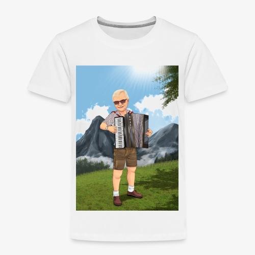 Bauer Adi mit Harmonie - Kinder Premium T-Shirt