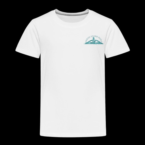 Friend Sound Radio DJ - Kinder Premium T-Shirt