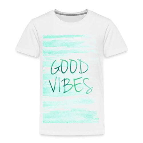 Good Vibes - T-shirt Premium Enfant