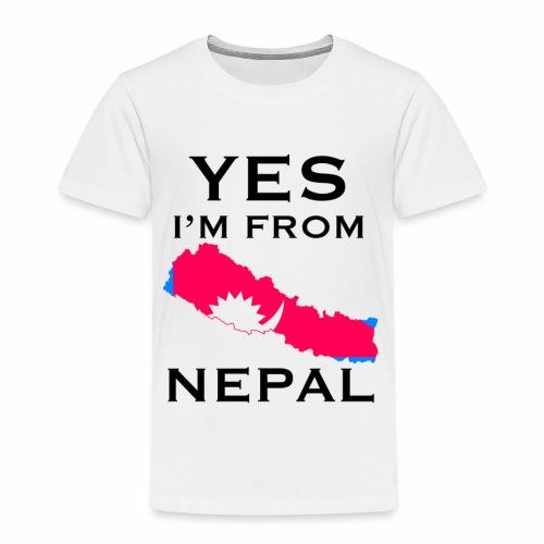 NEPAL - Kids' Premium T-Shirt