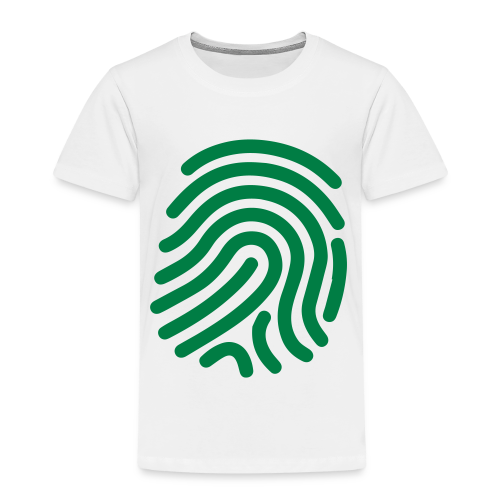 FINGERPRINT - Kinderen Premium T-shirt