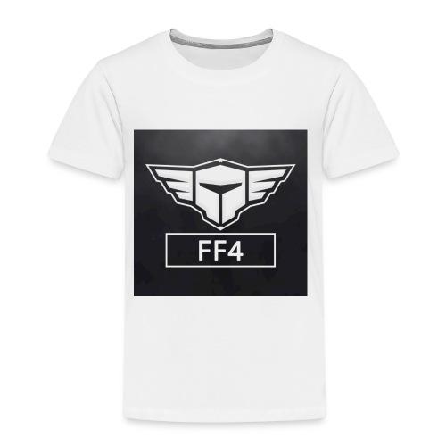 loggo FF4 - Premium-T-shirt barn