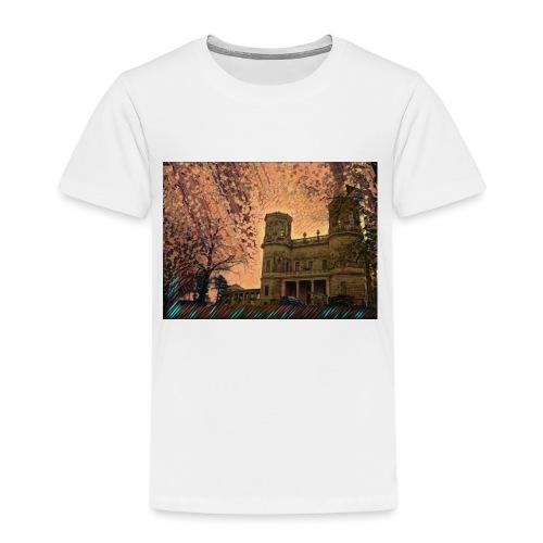 Lingner Schloss - Kinder Premium T-Shirt