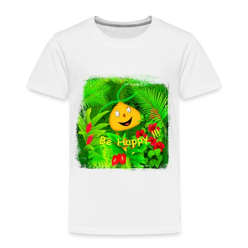 Tikiki est heureuse !!! - T-shirt Premium Enfant