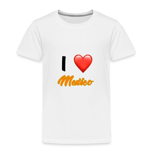 I love Mexico T-Shirt - Kids' Premium T-Shirt