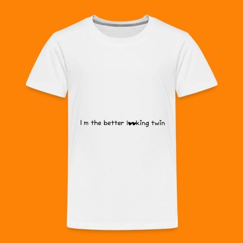 3FCFF360 0014 4922 9E4F B4E057096C82 - Kids' Premium T-Shirt
