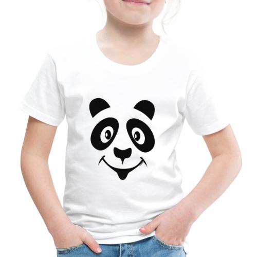 FP10-52 PANDA LOOK Textile and Gift Products - Lasten premium t-paita