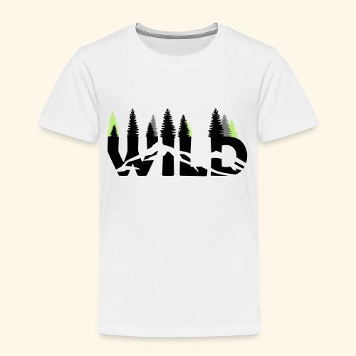 WILD - Kinder Premium T-Shirt