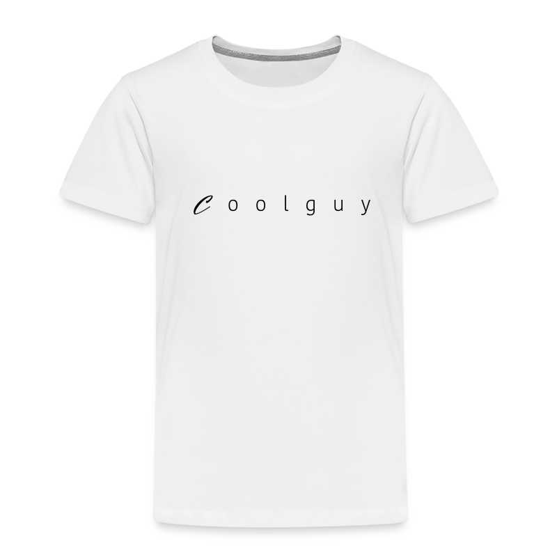 coolguy Collection - Premium T-skjorte for barn