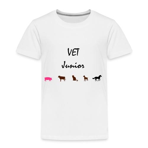 Vet Junior - Kinder Premium T-Shirt