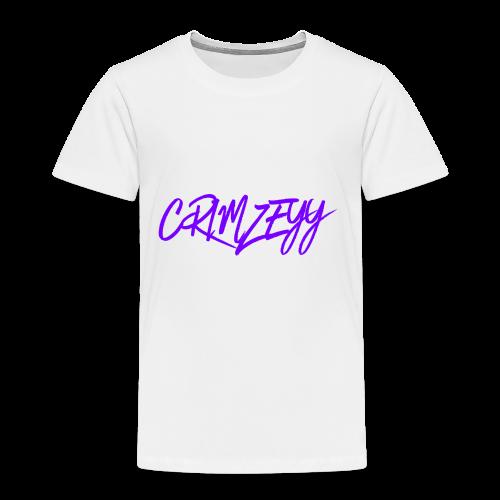 Brush Crimzeyy - Kids' Premium T-Shirt