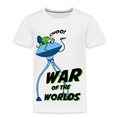 The War of the Worlds - Camiseta premium niño