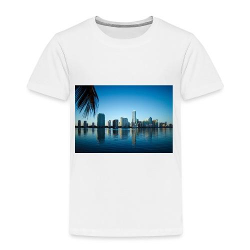 miami building very beutiful - T-shirt Premium Enfant