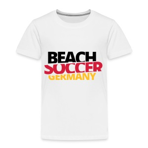 BEACHSOCCER GERMANY - Kinder Premium T-Shirt