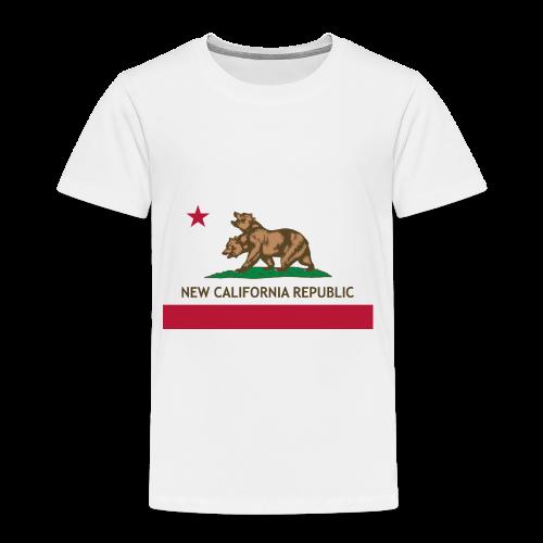République de Nouvelle Californie - T-shirt Premium Enfant