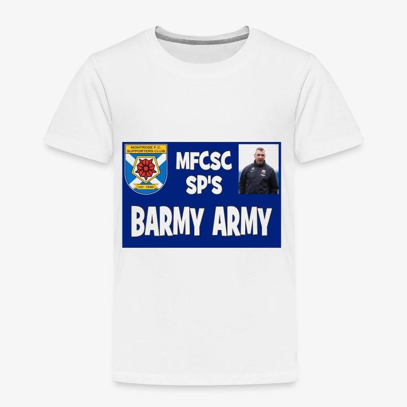 Barmy Army - Kids' Premium T-Shirt