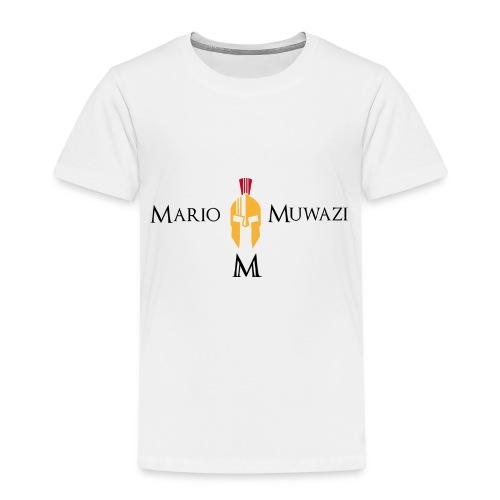 Mario Muwazi - Kinder Premium T-Shirt