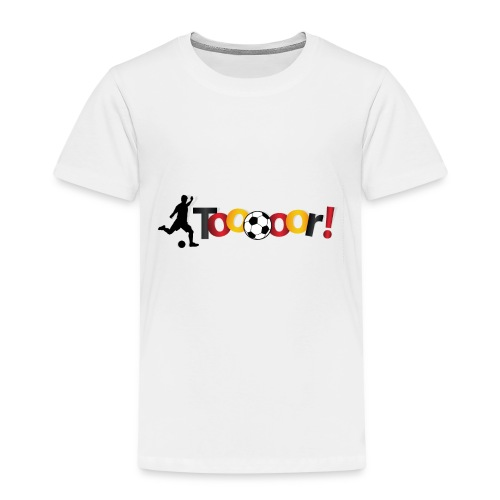 Tooor - Kinder Premium T-Shirt