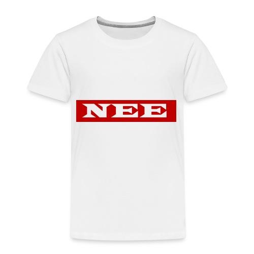 nee - Kinder Premium T-Shirt