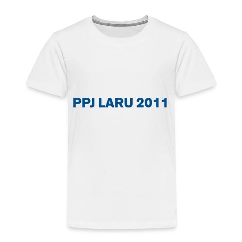 Teksti ilman seuran logoa - Lasten premium t-paita