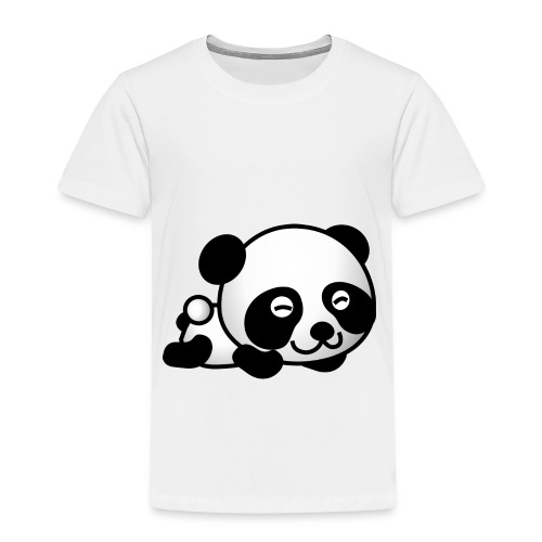 Panda - Design - Kinder Premium T-Shirt