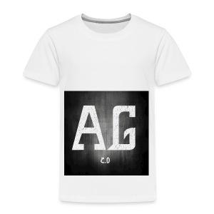 AGLOGO20-png - Kinderen Premium T-shirt