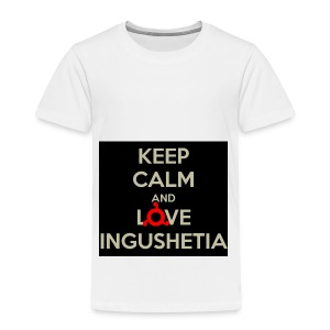 keep calm and love ingushetia - T-shirt Premium Enfant