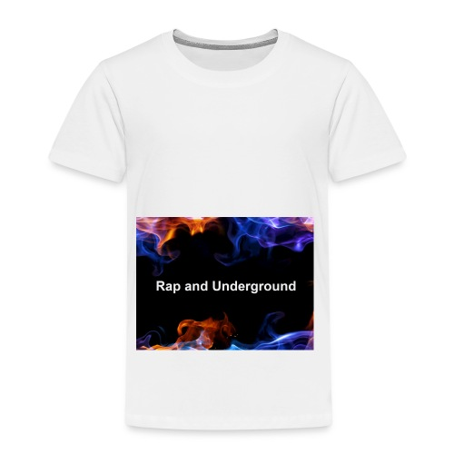 Rap and underground logo - Kinder Premium T-Shirt