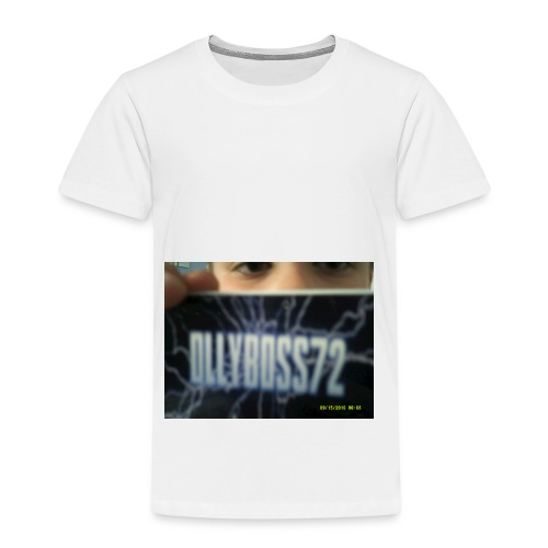 ollyboss72 mug - Kids' Premium T-Shirt