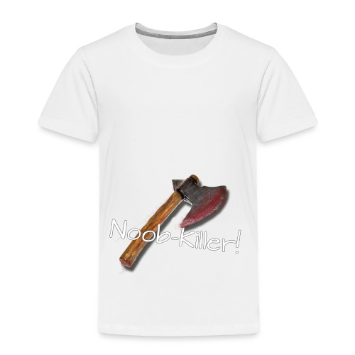 Noob-Killer! - Kinder Premium T-Shirt