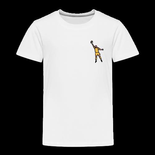 Super Gigi, 1 | Mata Club Football Culture - Maglietta Premium per bambini