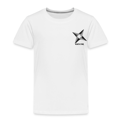 The Ninja Star - Kids' Premium T-Shirt