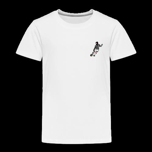 Il Maestro, 21 | Mata Club Football Culture - Maglietta Premium per bambini
