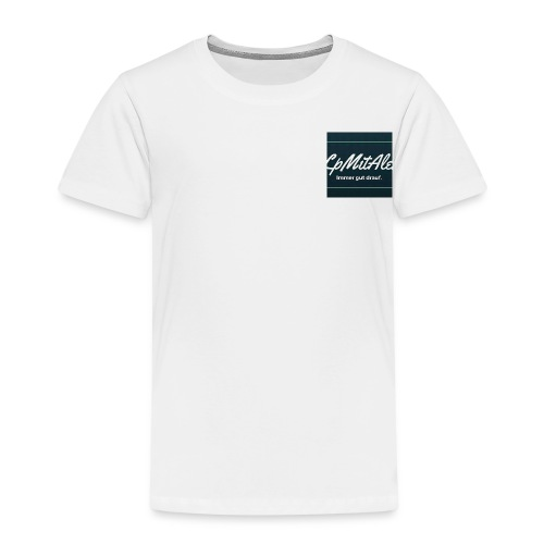 Alter Banner - Kinder Premium T-Shirt