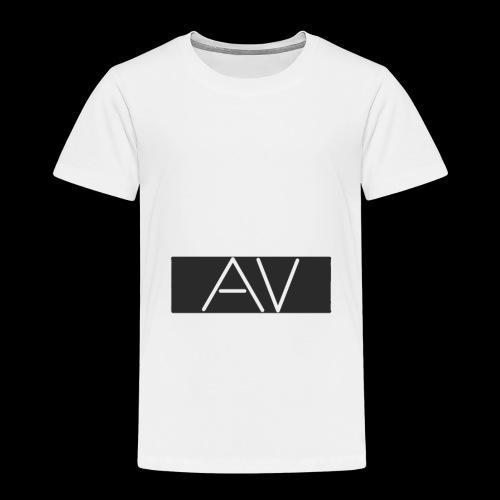 AV White - Kids' Premium T-Shirt