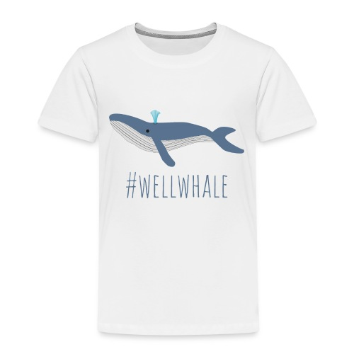 #WellWhale - Kinderen Premium T-shirt
