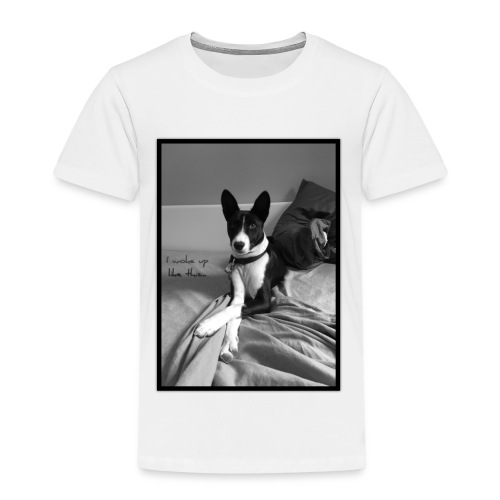 Piratethebasenji - T-shirt Premium Enfant