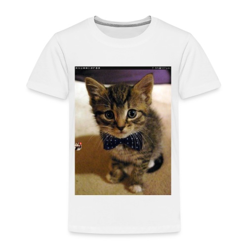 Kitten love - Kids' Premium T-Shirt