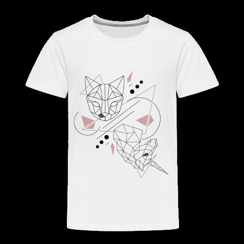 Géo-animaux - T-shirt Premium Enfant