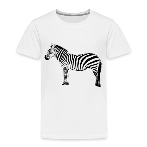 Zebra - Kids' Premium T-Shirt