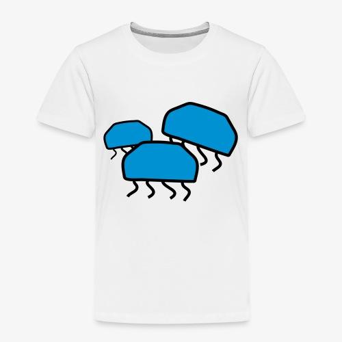 Drei Quallen - Kinder Premium T-Shirt