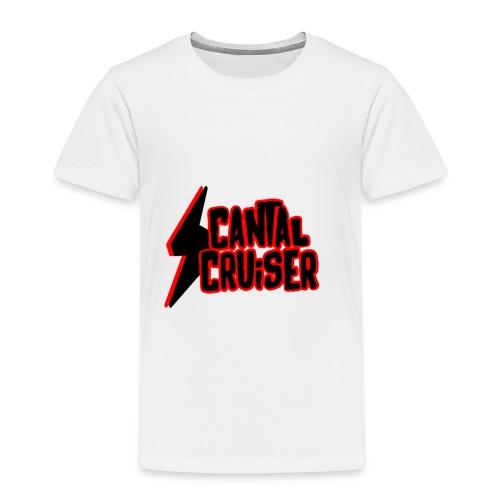 Logo Cantal Cruiser - T-shirt Premium Enfant