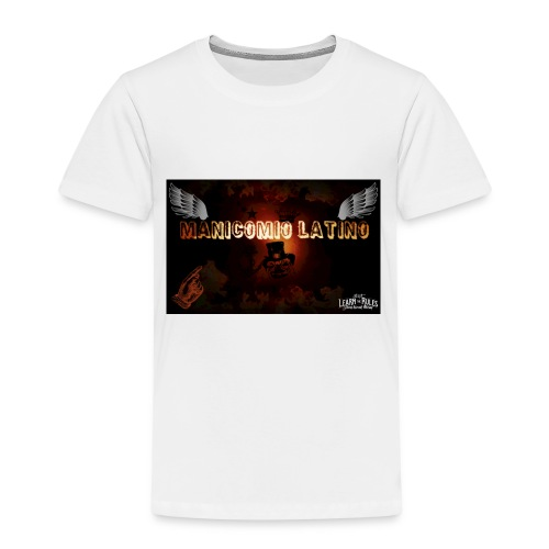manicomio latino - Camiseta premium niño