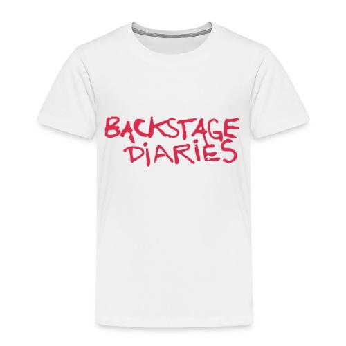 BD Logo - Kinder Premium T-Shirt