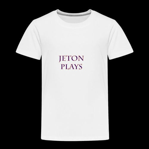 JetonPlays - Kinderen Premium T-shirt
