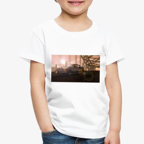 Sunset Drive - Kinder Premium T-Shirt