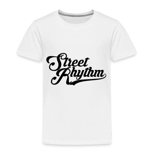 StreetRhythm black - Kinder Premium T-Shirt